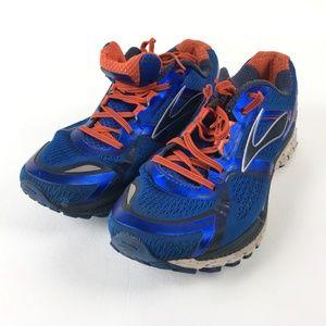 f207362b5e0fa Brooks Shoes - Brooks Mens Blue Ghost 8 Running Shoes DR01038 8